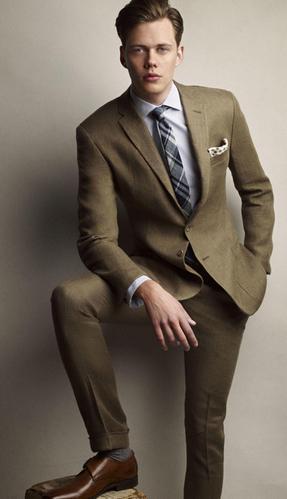 цвет туфель к брюкам хаки