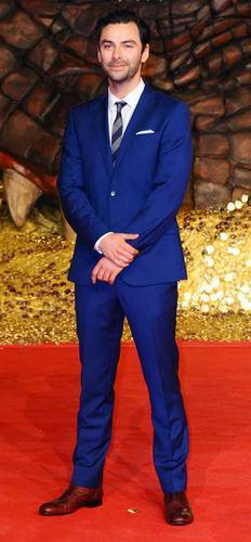обувь к синему костюму