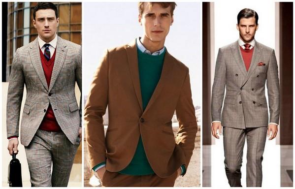 правильная длина рукава пиджака