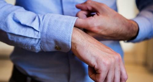 правильный рукав рубашки