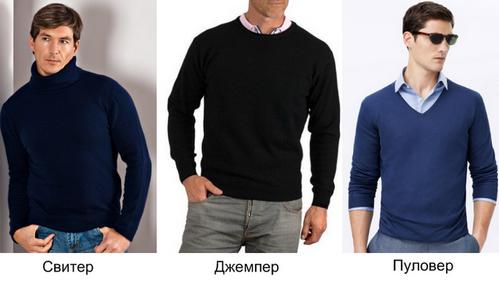 можно ли носить свитер с рубашкой